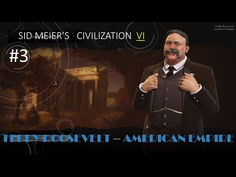 [Civ 6] The Expansion Continues | Civilization VI #3