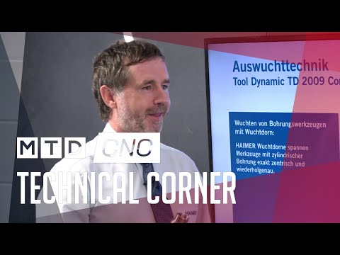 Why Should I Balance My Tool Holders And Cutting Tools - HAIMER Technical Corner