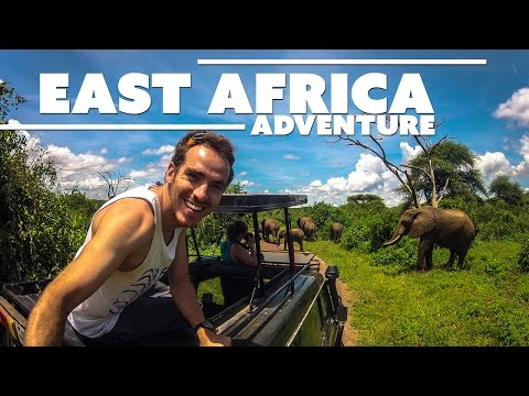 East Africa - Adventure Travel HD [GoPro]