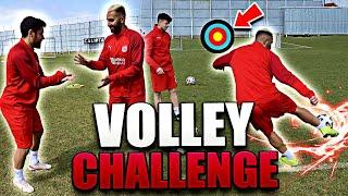 Shooting Challenge With Sivasspor Pro Players