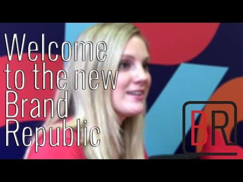 Welcome to the new Brand Republic