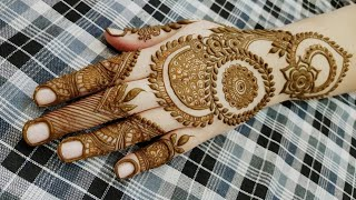 Dubai Henna Design For Eid 18 Heena Vahid Mp3 Download