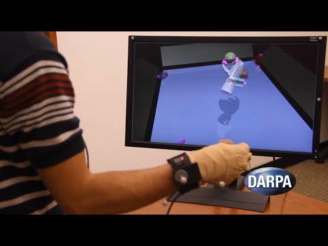 DARPA quiere que las prótesis sensoriales sean una realidad en los próximos años