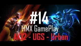 Crossfire NA - HMX Gameplay with AK12 UBS Urban