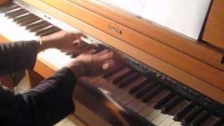 米津玄師「アイネクライネ」ピアノで弾いてみた