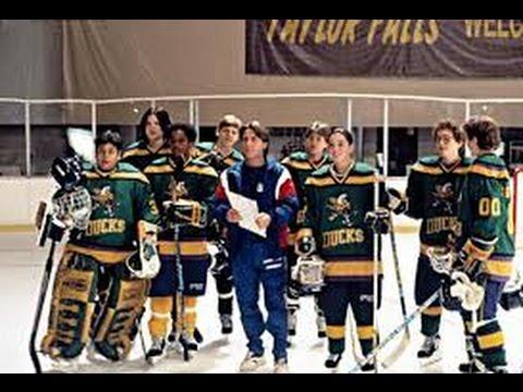 The Mighty Ducks 1992 Movie - Emilio Estevez & Joss Ackland