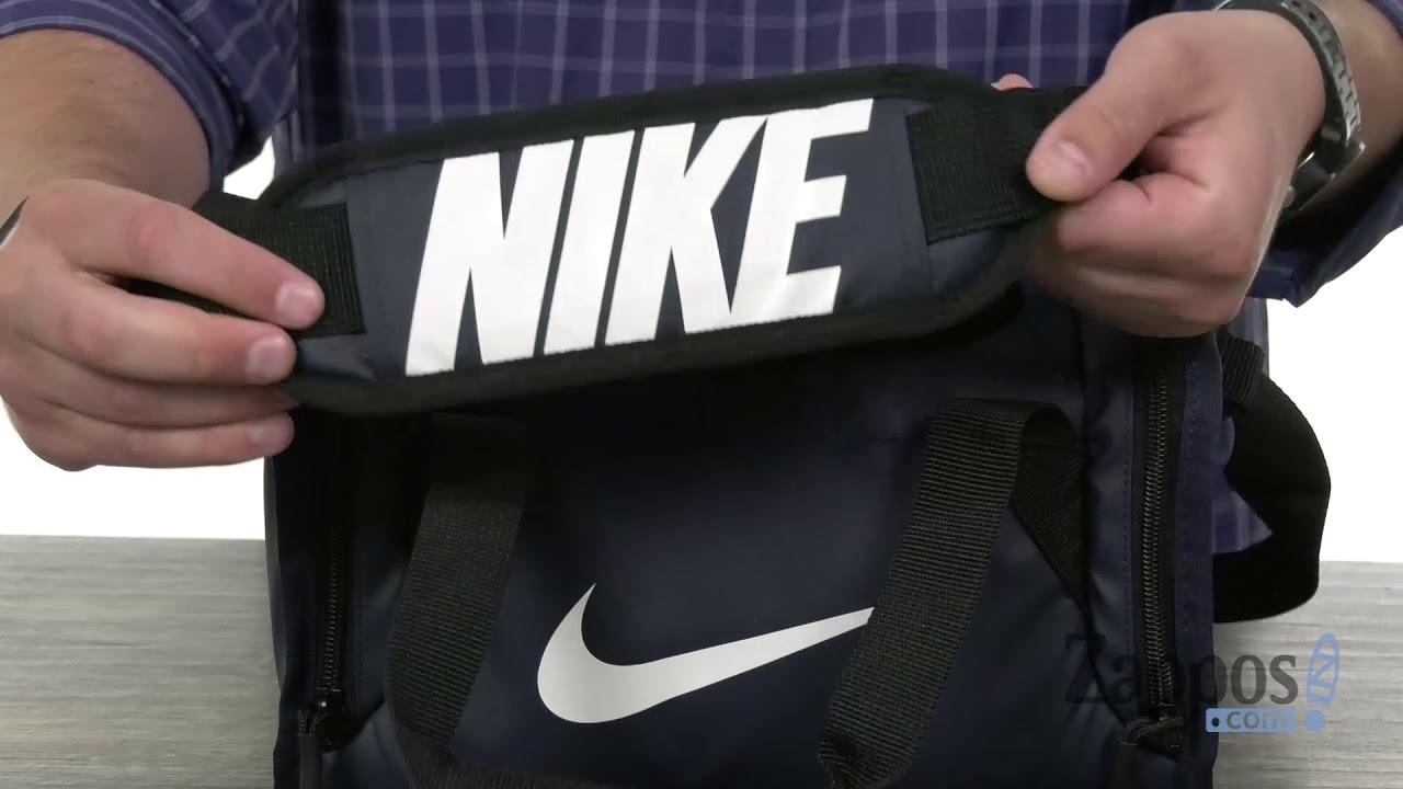 Nike Kid/'s Brasilia Insulated Medium Lunch Box Bag