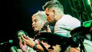 Fuiste Cobarde - Damián Córdoba & Nico Sattler (Chipote) CuartetoVip - Full HD