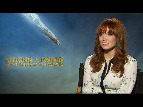'Seeking a Friend...' Director Lorene Scafaria Interview