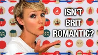 Dating Talk in the U.K.  Anglophenia Ep 34