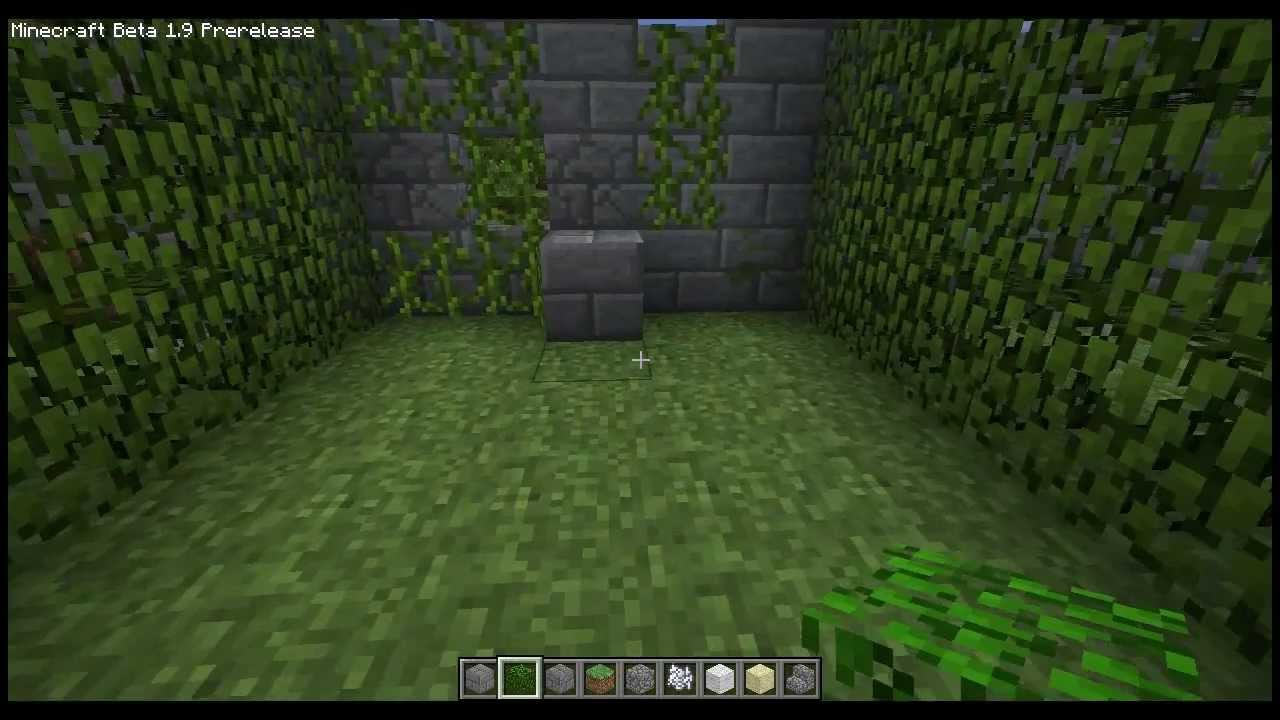 minecraft tutorial 4 how to build a stone brick house with an epic garden 7 7 hd youtube. Black Bedroom Furniture Sets. Home Design Ideas