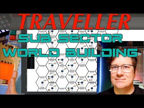 Traveller RPG Worldbuilding