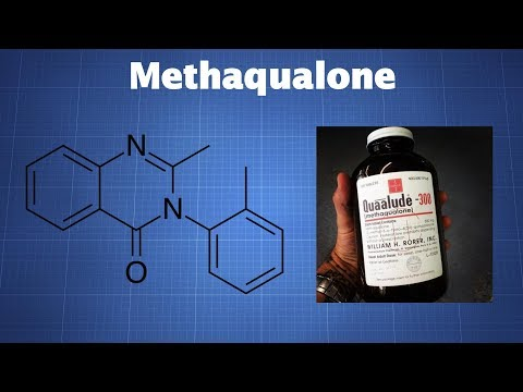 Methaqualone - The Drug Classroom