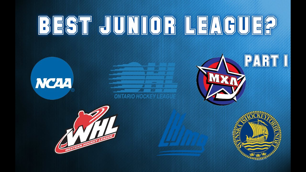 What Is The Best Junior Hockey League Youtube