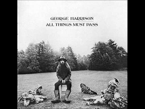 George Harrison - All Things Must Pass (1970) | Round 6 of ...