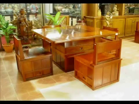 Wood Furniture Teak Rosewood Custom Design Wood Furniture