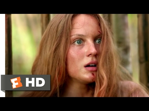 The Green Inferno (2015) - Vegan Death Scene (5/7) | Movieclips