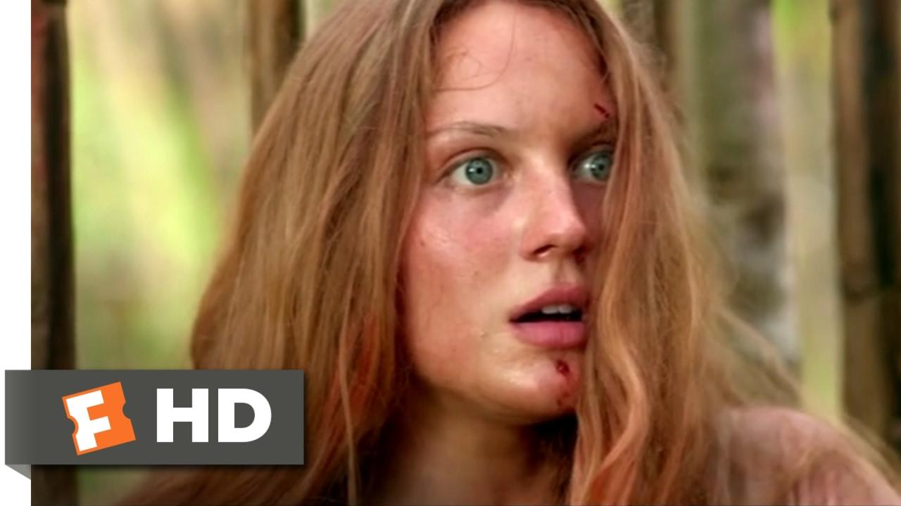 Download The Green Inferno (2015) - Vegan Death Scene (5/7) | Movieclips