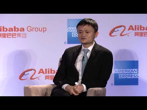 Alibaba Group & Amex: Jack Ma's message to U.S. Small Businesses