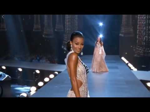 Curacao - Miss Universe 2018 - Preliminary Competition