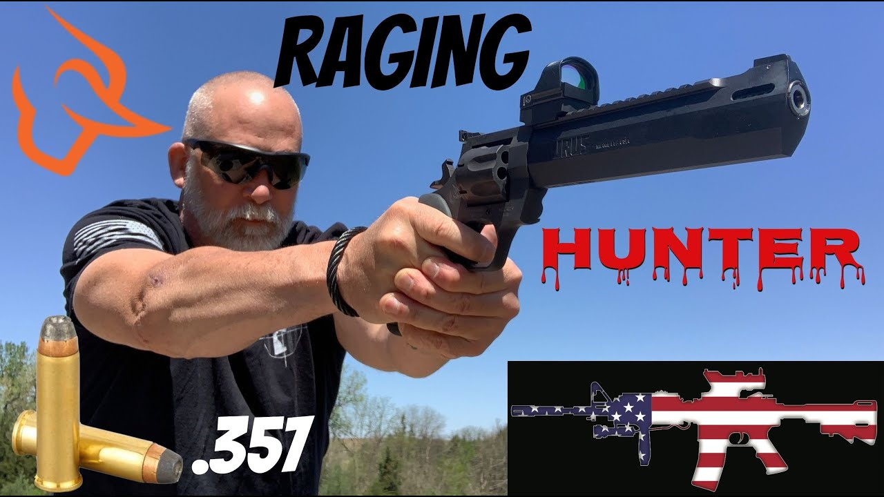 Taurus .357 Raging Hunter - REVIEW