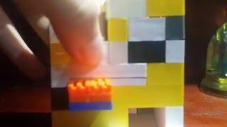 Hướng dẫn làm máy bán kẹo từ lego phần 4.