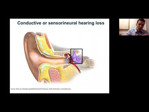 WEBINAR: Inner Ear Gene Therapy – Recent Advances And Clinical Perspectives