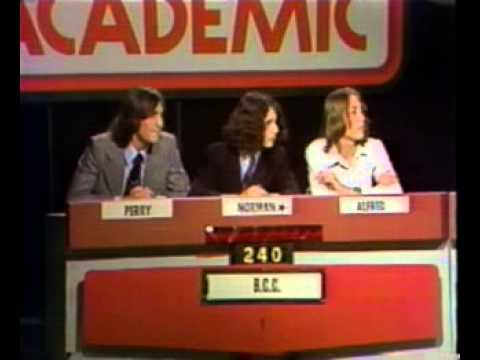 It's Academic 1975 DC Championship