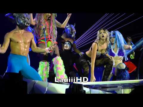 Lady Gaga - Swine - Live in Oslo, Norway 29.9.2014 FULL HD