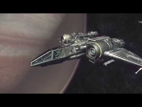 Star Citizen | Drake Buccaneer Flight Ready Tour