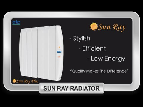 ATC Sun Ray Plus Radiator