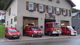 [POMPIERS] Sapeurs-Pompiers de Bois d'Amont - SDIS 39