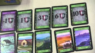 Dominion Base Cards Review - with Tom Vasel