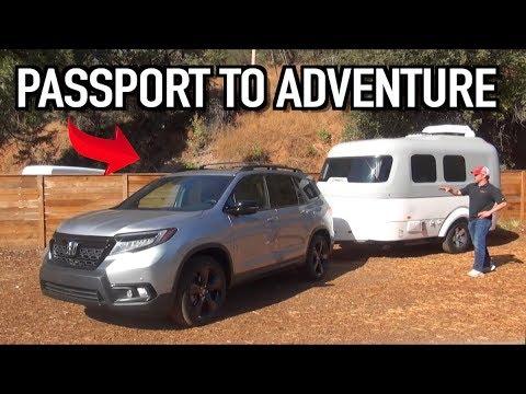 2019 Honda Passport is Ready for any Adventure on Everyman Driver