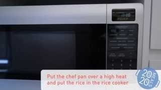 Julie Goodwin's 20/20 Meals - Race The Rice