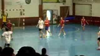LA ROCA vs. GRANOLLERS CADETE FEMENINO 002