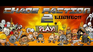 EIIGHTOOO!!!#4 Chaos Faction 2
