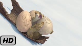 Непослушные дети. Сид и яйца дракона. Ледниковый период 3. (2/13) | 2009 | HD