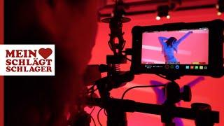Marie Reim - Rosarote Brille (Making of Videodreh)