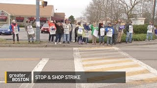The Stop & Shop Strike Continues