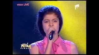 "Raluca Ileana - Emeli Sande - ""My Kind of Love"" - Next Star"