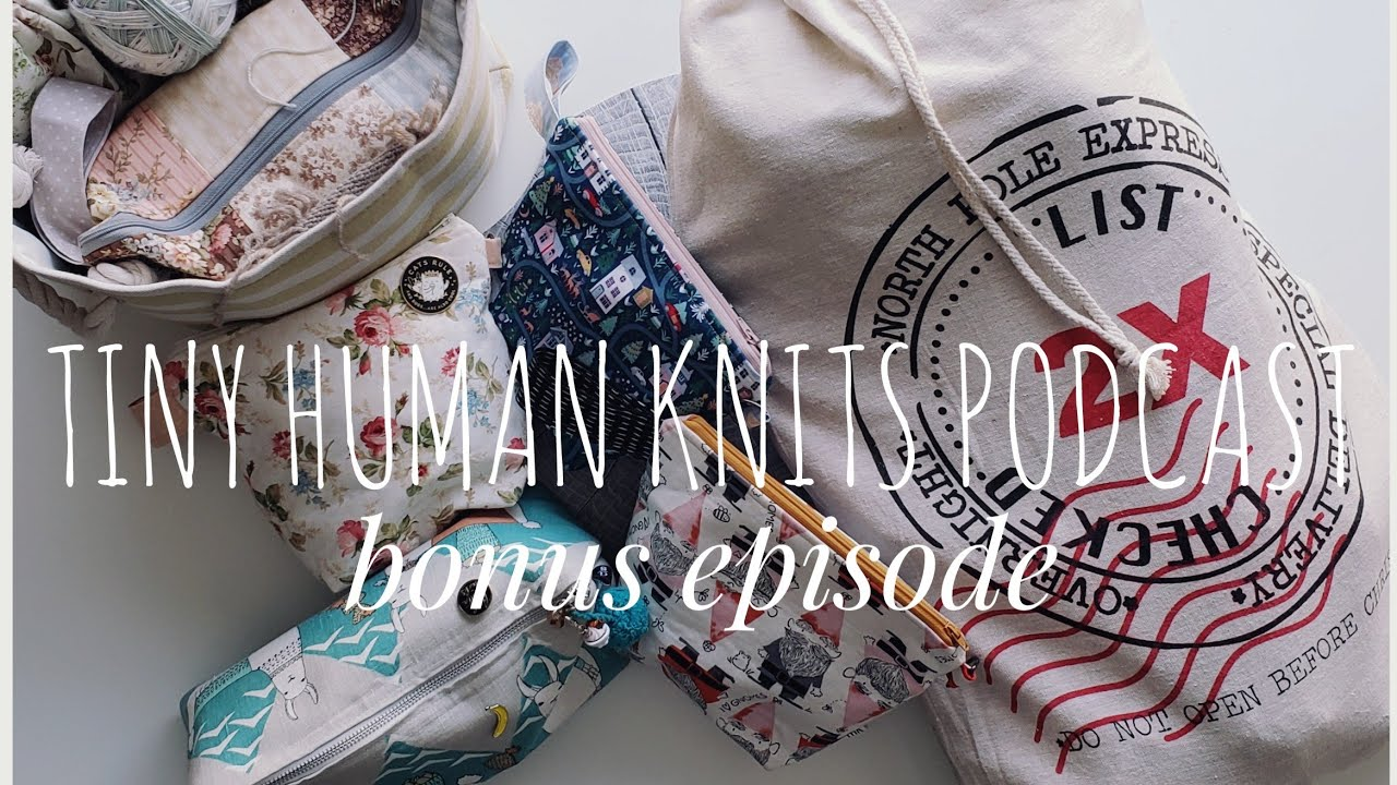 THK   Bonus Episode - What's in my travel project bag