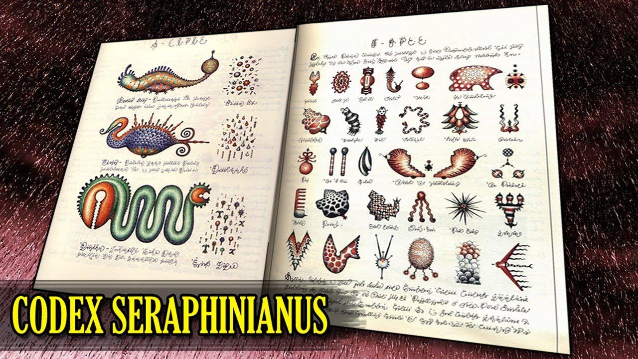 Codex seraphinianus el extra o libro que describe la for Libros de botanica pdf