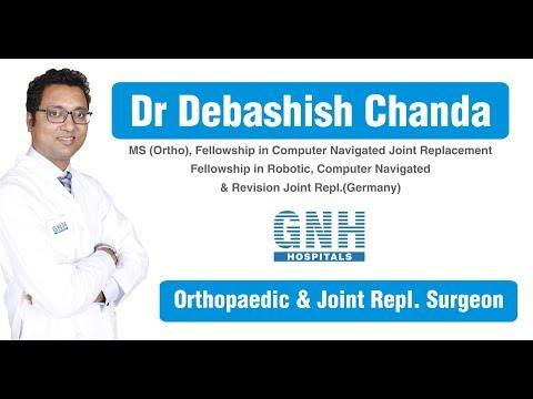 Patient Review after ACL Repair Surgery by Dr Debashish Chanda at GNH Hospital Gurgaon