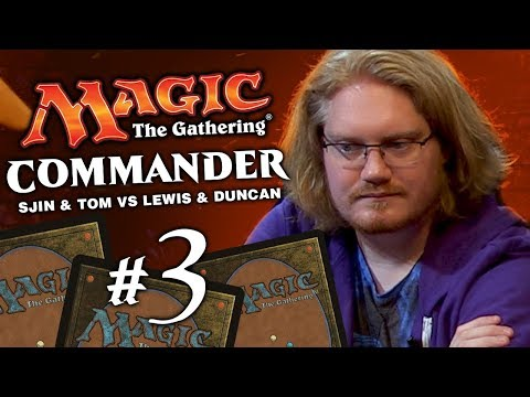 Magic The Gathering: Commanders #3 | The End of the World? (FINAL)