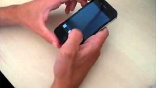 Déballage et Test de l'IPhone 4s
