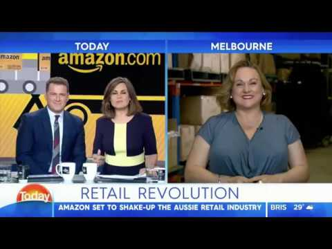 TODAY Amazon in Australia What will it mean 15032017