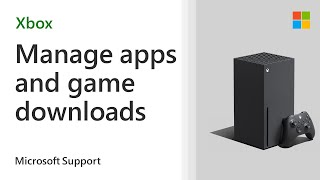 How to install and manage Xbox One apps and games | Microsoft
