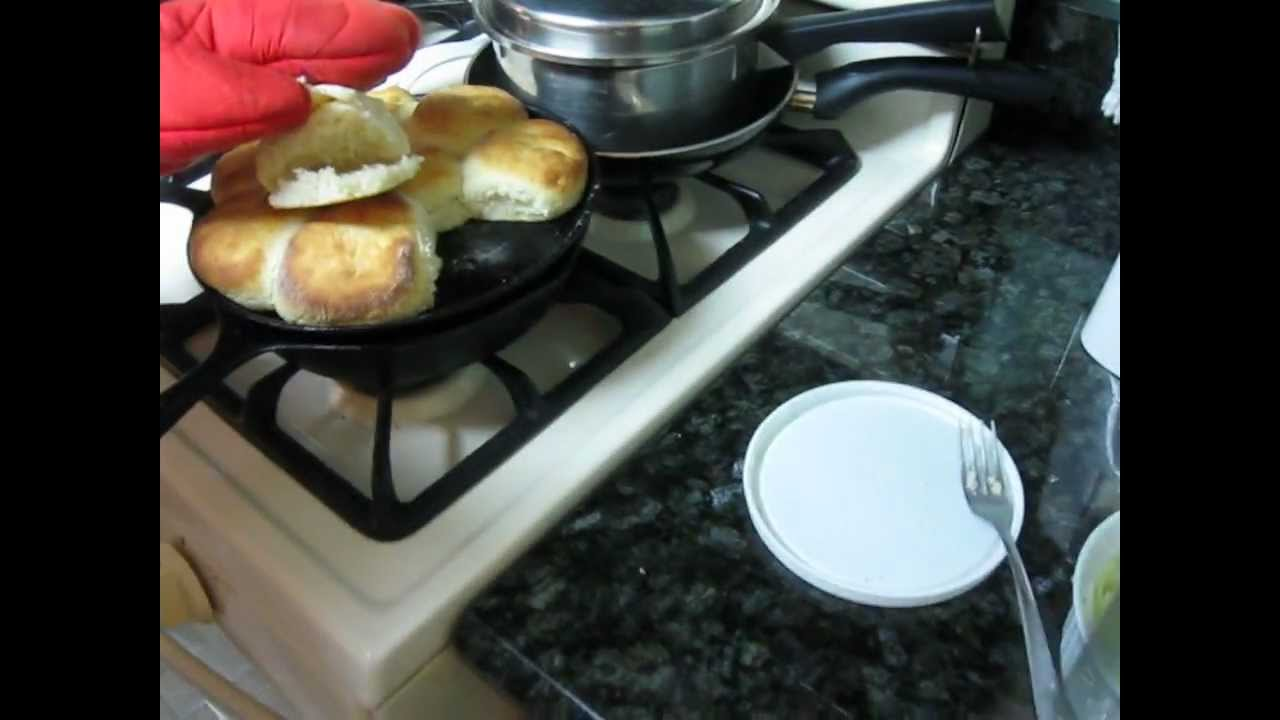 Southern Country Biscuits From Scratch Youtube