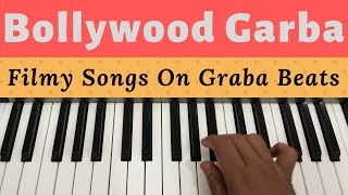 Bollywood Garba Non - Stop | Bollywood Songs On Garba Beats